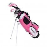 Tour Edge Golf HT Max-J Jr. 4x1 Set - Pink
