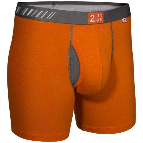 "2UNDR Swing Shift 6"" Boxer Briefs: 2UNDR Athletic Apparel"