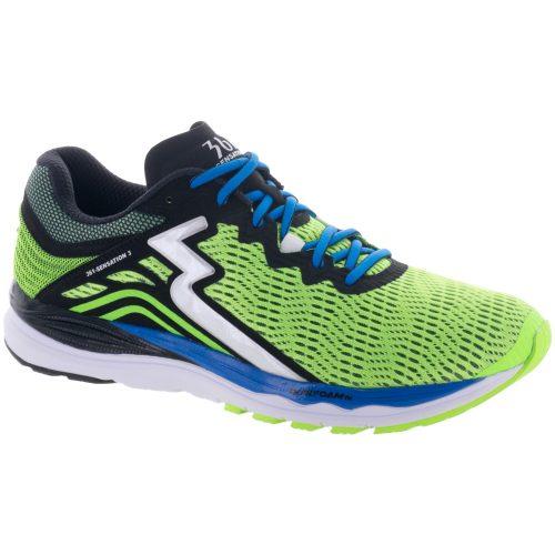 361 Sensation 3: 361 Men's Running Shoes Gecko/Black