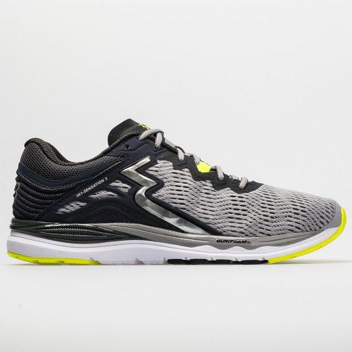 361 Sensation 3: 361 Men's Running Shoes Sleet/Ebony