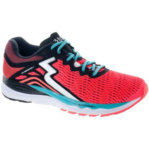 361 Sensation 3: 361 Women's Running Shoes Hazard/Black