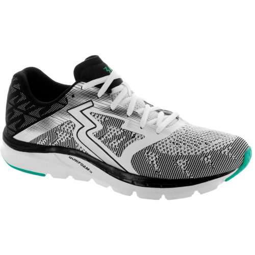 361 Spinject: 361 Women's Running Shoes White/Black