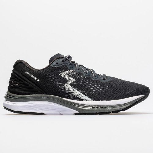 361 Spire 3: 361 Women's Running Shoes Ebony/Black