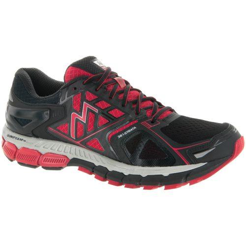 361 Strata: 361 Men's Running Shoes Black/Chi