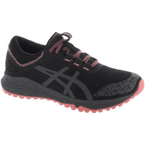ASICS Alpine XT: ASICS Women's Running Shoes Black/Carbon/Begonia Pink