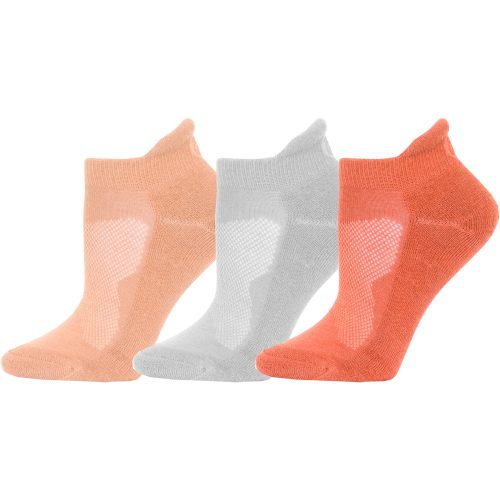 ASICS Cushion Low Socks: ASICS Women's Socks 3 Pack