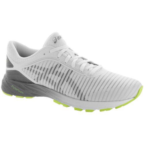 ASICS Dynaflyte 2: ASICS Men's Running Shoes White/Black/Stone Grey