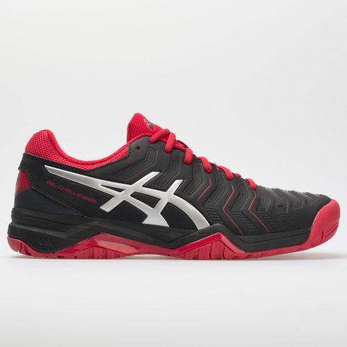 ASICS GEL-Challenger 11: ASICS Men's Tennis Shoes Black/Silver