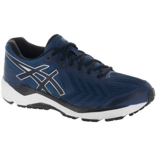 ASICS GEL-Foundation 13: ASICS Men's Running Shoes Dark Blue/Black/White