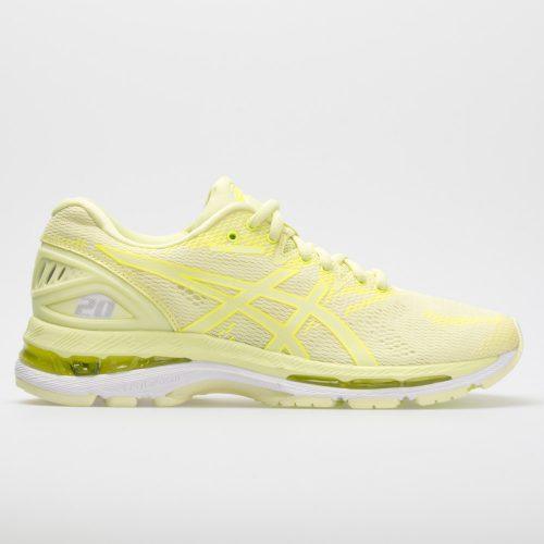 ASICS GEL-Nimbus 20: ASICS Women's Running Shoes Limelight/Limelight/Safety Yellow
