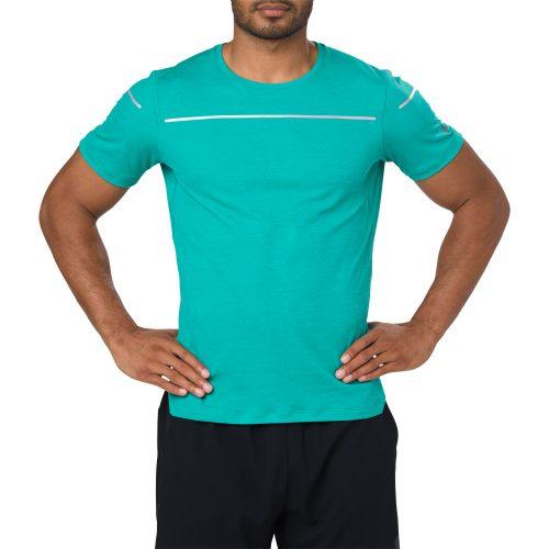 ASICS Lite-Show Short Sleeve Top: ASICS Men's Running Apparel Spring 2018