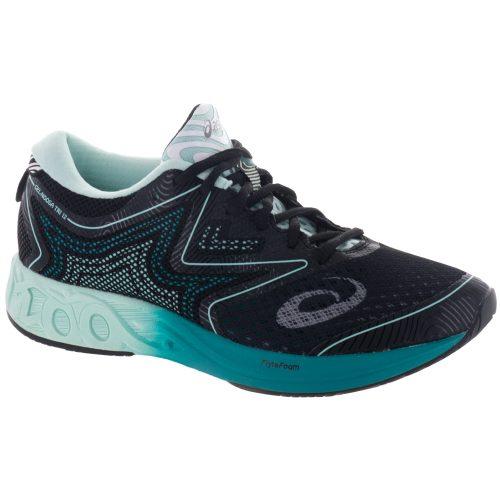 ASICS Noosa FF: ASICS Women's Running Shoes Black/Bay/Viridian Green