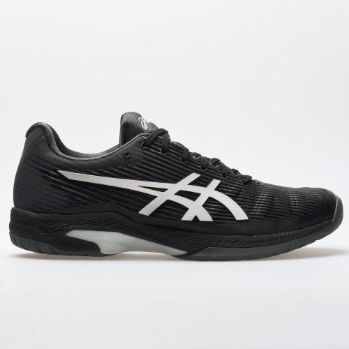 ASICS Solution Speed FF: ASICS Men's Tennis Shoes Black/Silver