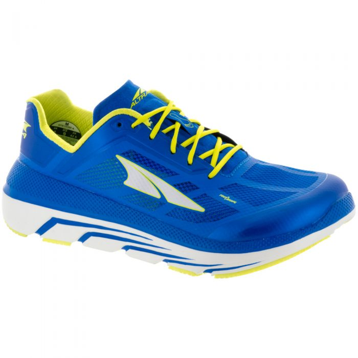 Altra Duo: Altra Men's Running Shoes Blue