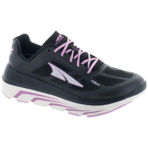 Altra Duo: Altra Women's Running Shoes Black/Pink