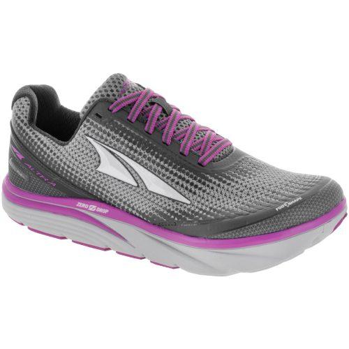 Altra Torin 3.0: Altra Women's Running Shoes Gray/Pink