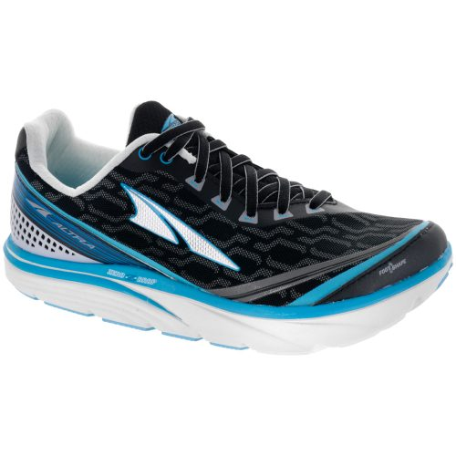 Altra Torin IQ: Altra Women's Running Shoes Silver/Blue