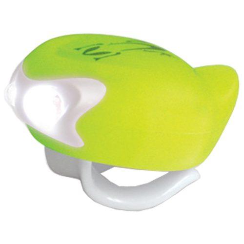 Amphipod Swift-Clip Cap Light: Amphipod Reflective, Night Safety