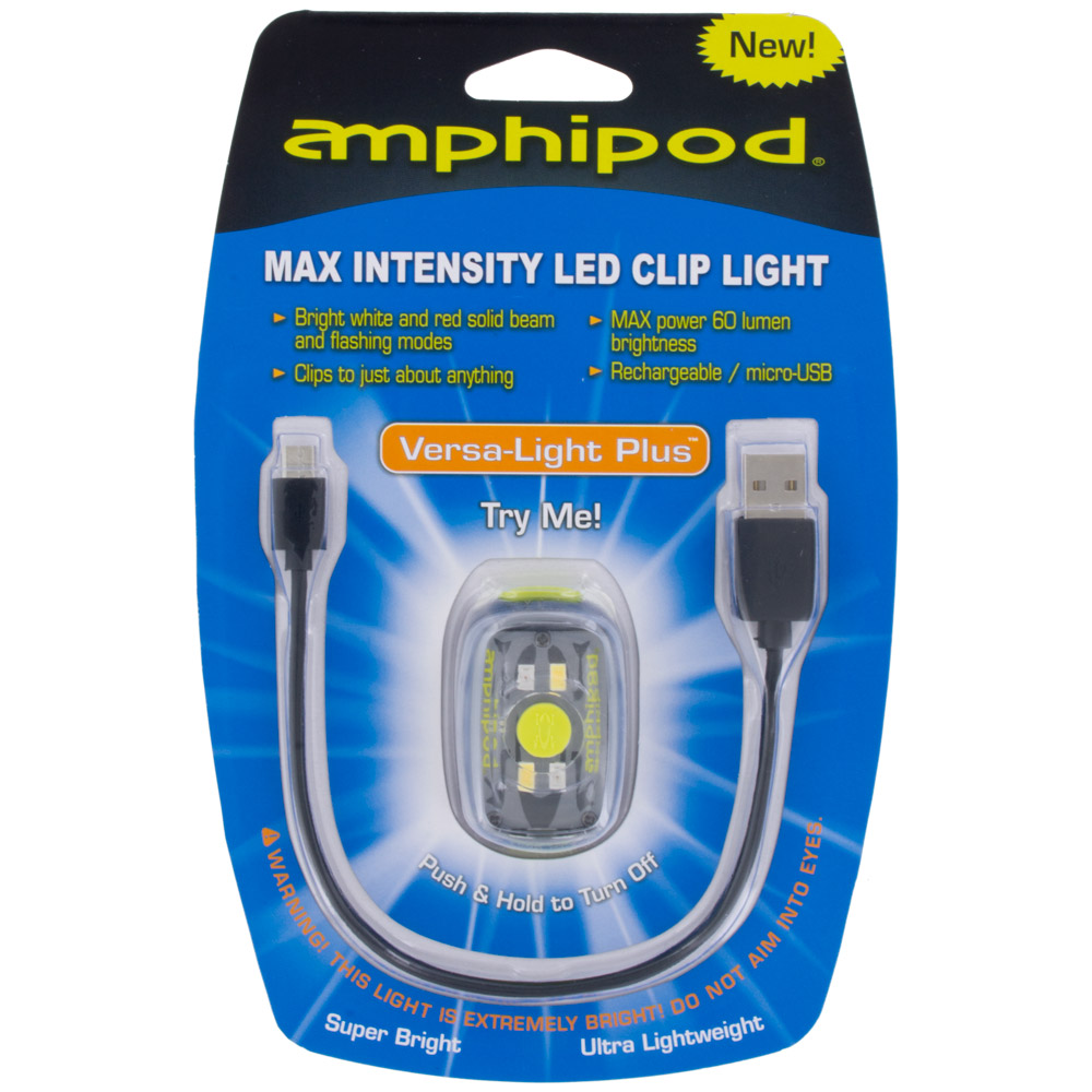 Amphipod Versa-Light Plus: Amphipod Reflective, Night Safety