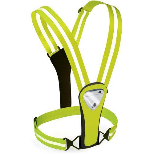 Amphipod Xinglet Pocket Plus: Amphipod Reflective, Night Safety