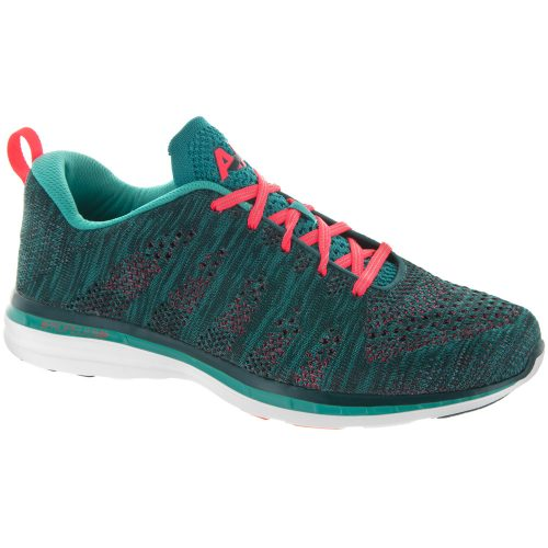 Athletic Propulsion Labs TechLoom Pro: Athletic Propulsion Labs Men's Running Shoes Deep Teal/Magma