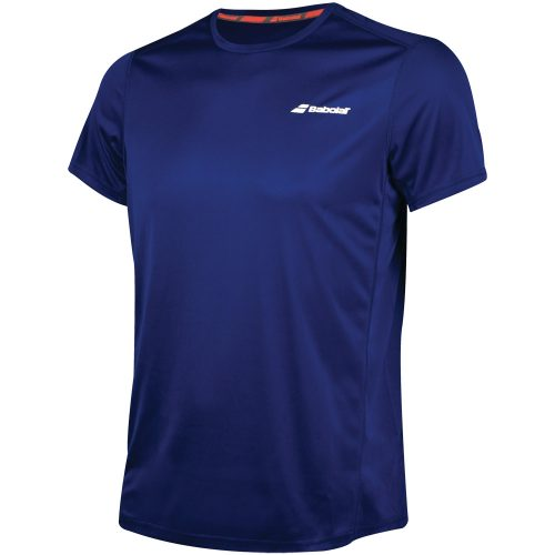 Babolat Core Flag Club Tee: Babolat Men's Tennis Apparel