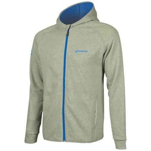 Babolat Core Hood Sweatshirt: Babolat Men's Tennis Apparel