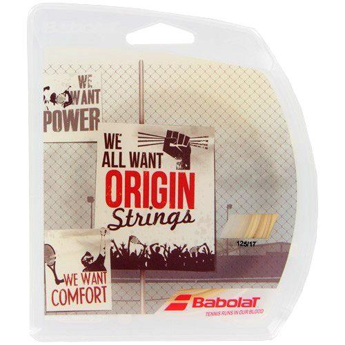 Babolat Origin 17: Babolat Tennis String Packages