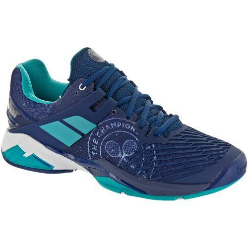 Babolat Propulse Fury Wimbledon: Babolat Men's Tennis Shoes Dark Blue