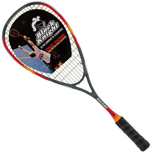 Black Knight Jr. Graphite: Black Knight Junior Squash Racquets