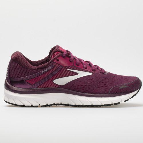 Brooks Adrenaline GTS 18: Brooks Women's Running Shoes Purple/Pink/Silver