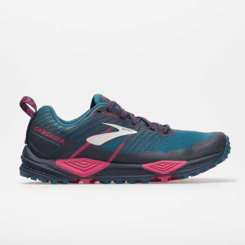 Brooks Cascadia 13: Brooks Women's Running Shoes Ink/Navy/Pink