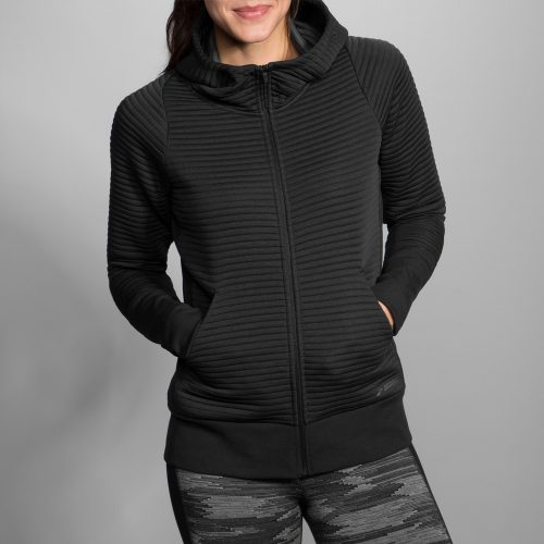 Brooks Fly-By Hoodie: Brooks Women's Running Apparel