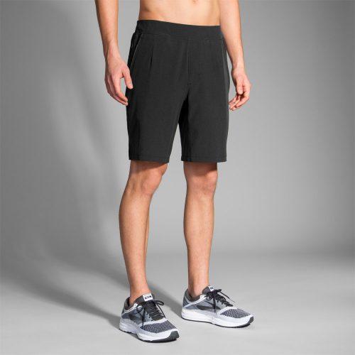 "Brooks Fremont 9"" Linerless Shorts: Brooks Men's Running Apparel"