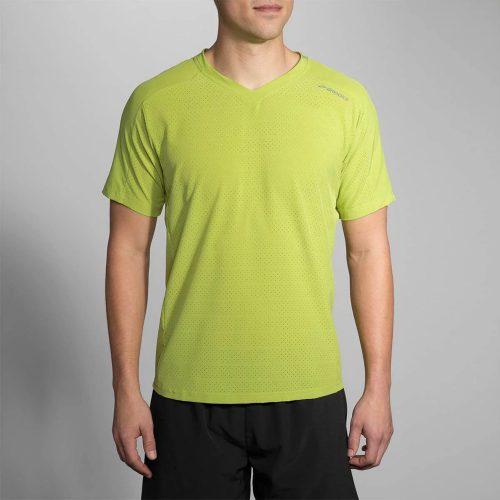 Brooks Fremont Short Sleeve Top: Brooks Men's Running Apparel Spring 2017