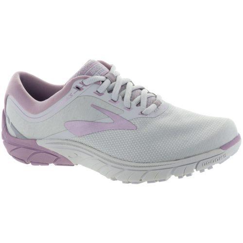 Brooks PureCadence 7: Brooks Women's Running Shoes Grey/Rose/White