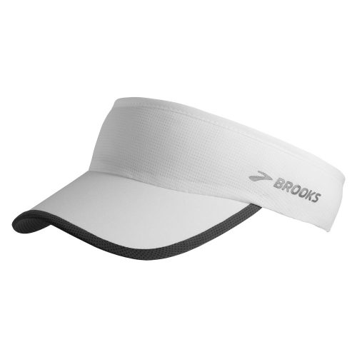 Brooks Run-Thru Visor: Brooks Hats & Headwear