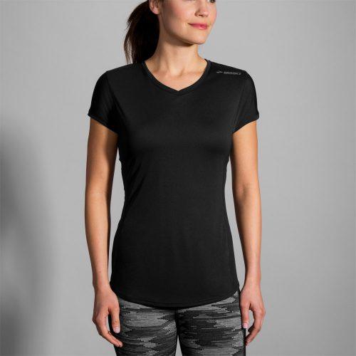 Brooks Stealth Short Sleeve: Brooks Women's Running Apparel