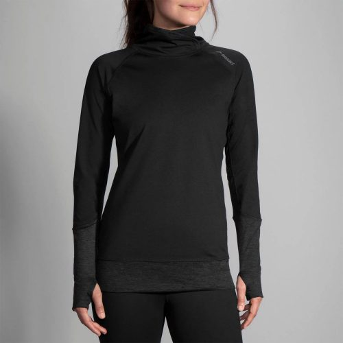 Brooks Threshold Long Sleeve: Brooks Women's Running Apparel