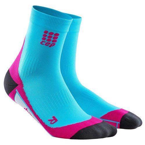 CEP Dynamic+ Short Socks: CEP Compression Women's Socks