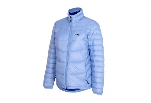 CIRQ Cascade Down Jacket - Women's - arctic blue, small