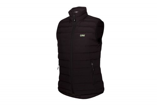 CIRQ Cascade Down Vest - Women's - anthracite, large