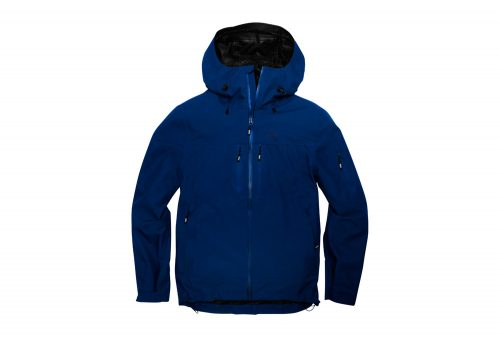 CIRQ Santiam Waterproof Shell - Men's - deep blue, large