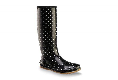 Chooka Packable Rain Boots - Women's - polka dots, 6