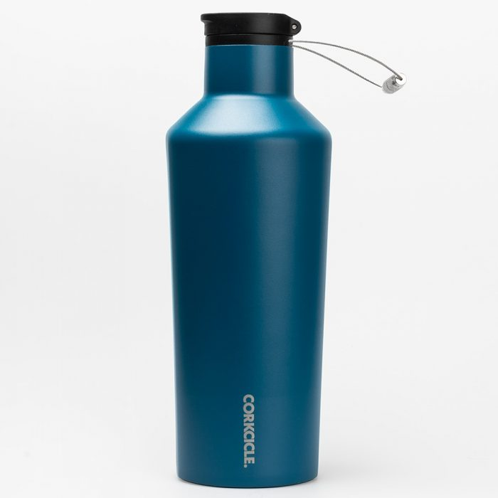 Corkcicle Sport Canteen 40oz: Corkcicle Hydration Belts & Water Bottles