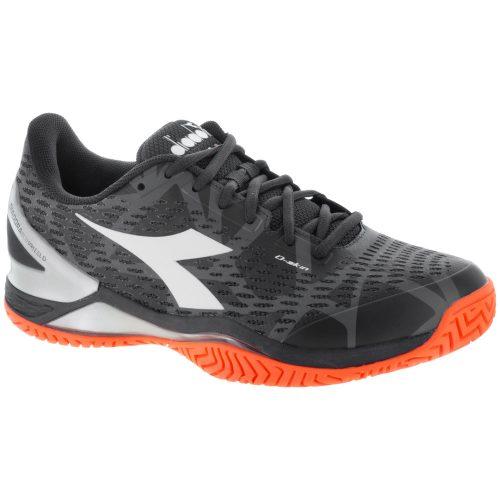 Diadora Speed Blushield 2 AG: Diadora Men's Tennis Shoes Anthracite/White