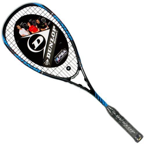 Dunlop Blackstorm Carbon 2.0: Dunlop Squash Racquets