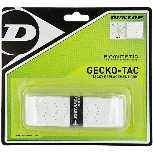 Dunlop Gecko-Tac Replacment Grip: Dunlop Tennis Replacet Grips