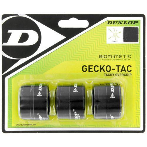 Dunlop Geckotac Overgrip 3 Pack: Dunlop Tennis Overgrips