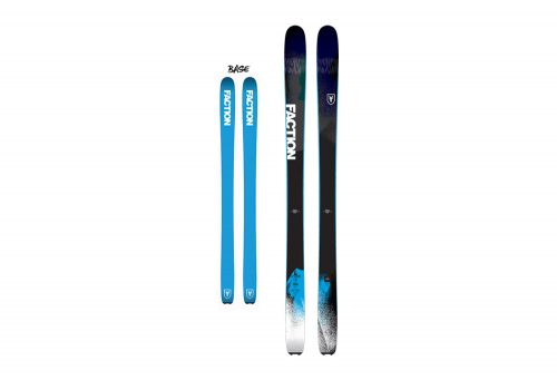 Faction Dictator 1.0 17/18 Skis - multi-color, 184cm